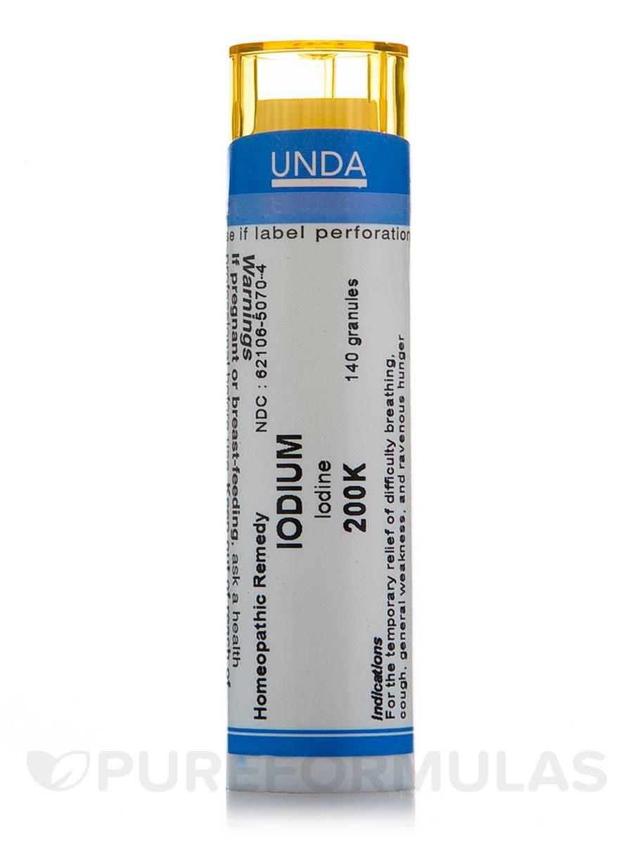 Iodium 200K - 140 Granules (5.5g)
