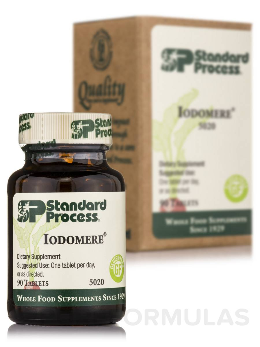 Iodomere® - 90 Tablets