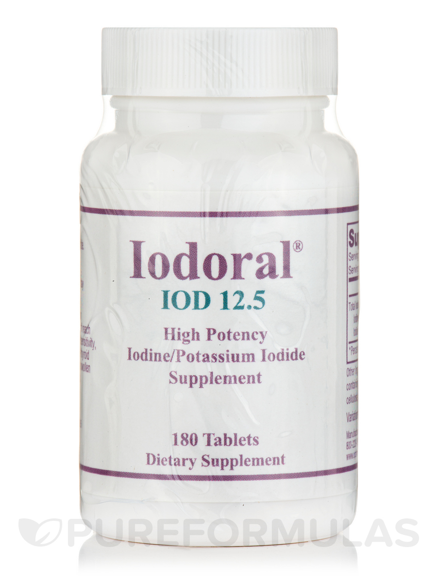 Iodoral - 180 Tablets