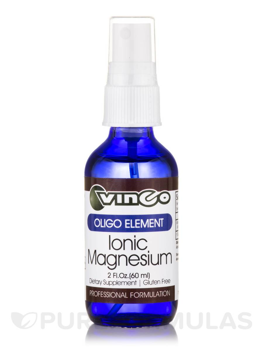 Ionic Magnesium Spray - 2 fl. oz