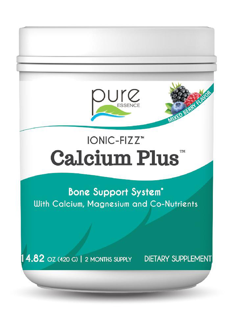 Ionic-Fizz™ Calcium Plus - Mixed Berry - 14.82 oz (420 Grams)
