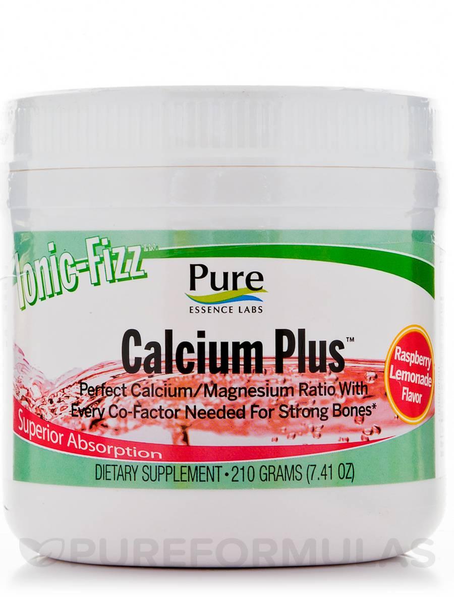 Ionic-Fizz™ Calcium Plus - Raspberry Lemonade - 7.41 oz (210 Grams)
