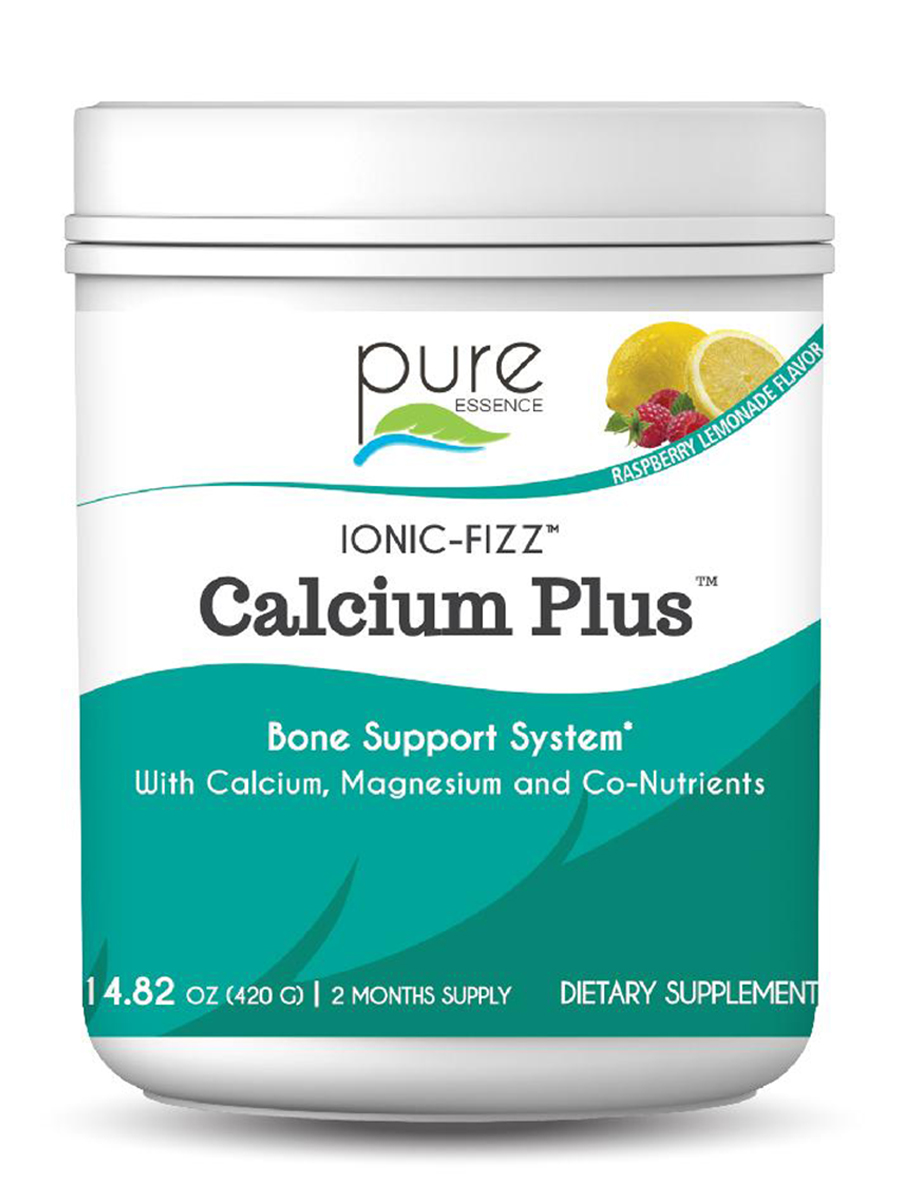 Ionic-Fizz™ Calcium Plus - Raspberry Lemonade - 14.82 oz (420 Grams)