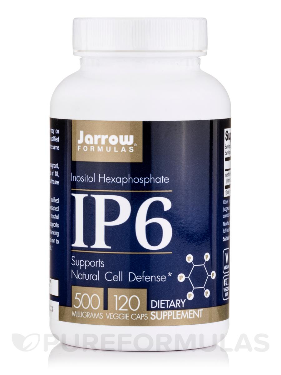 IP6 500 mg - 120 Capsules