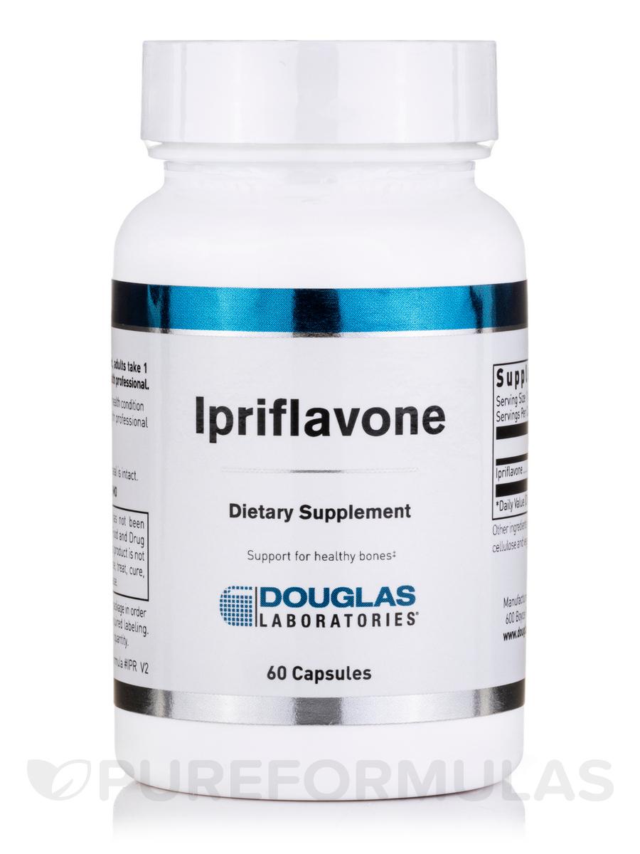 Ipriflavone - 60 Capsules