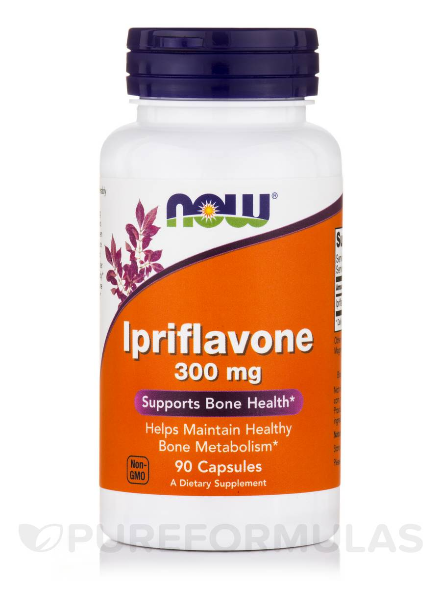 Ipriflavone 300 mg - 90 Capsules