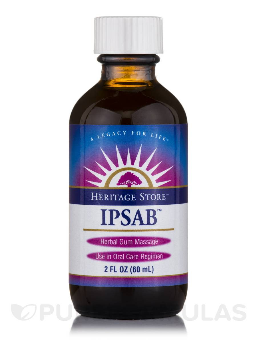 IPSAB™ Herbal Gum Massage - 2 fl. oz (60 ml)