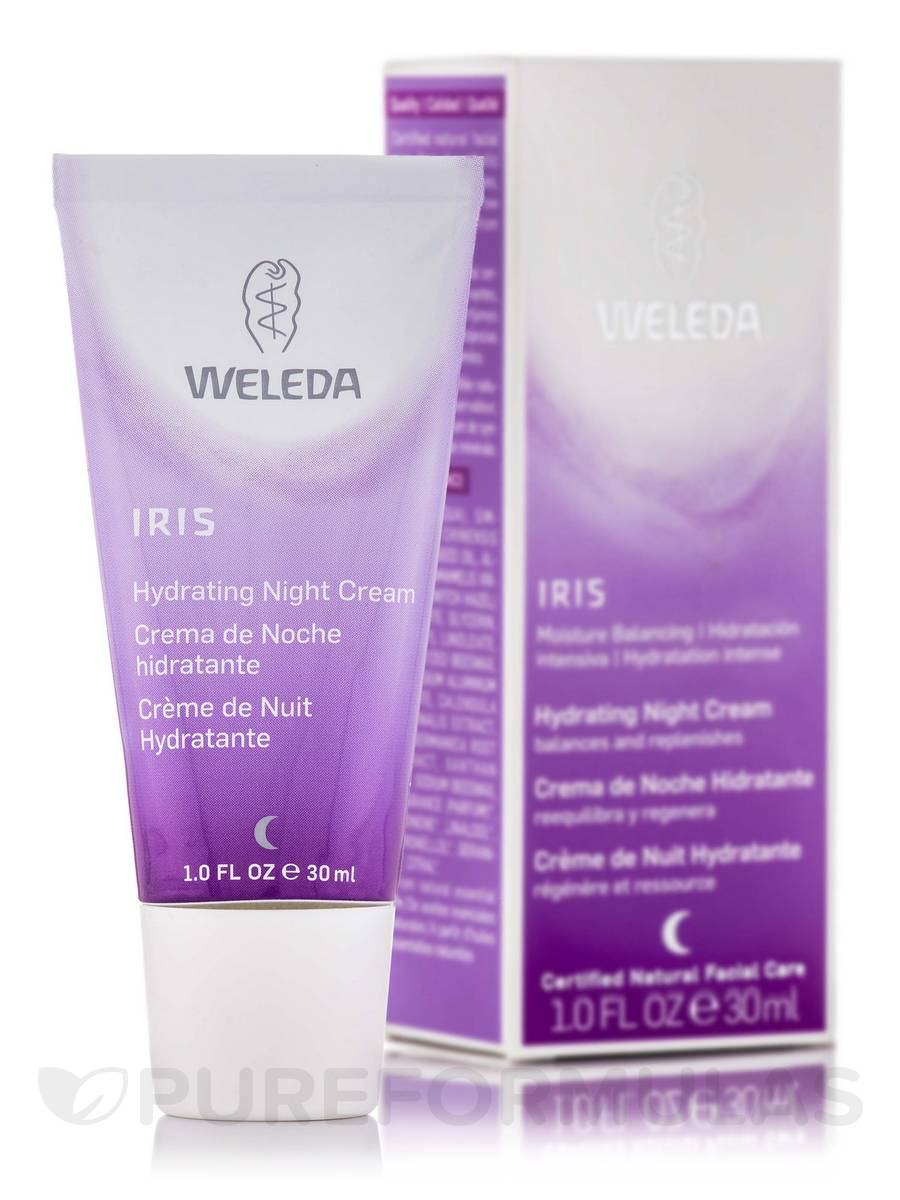 Iris Hydrating Night Cream - 1 fl. oz (30 ml)