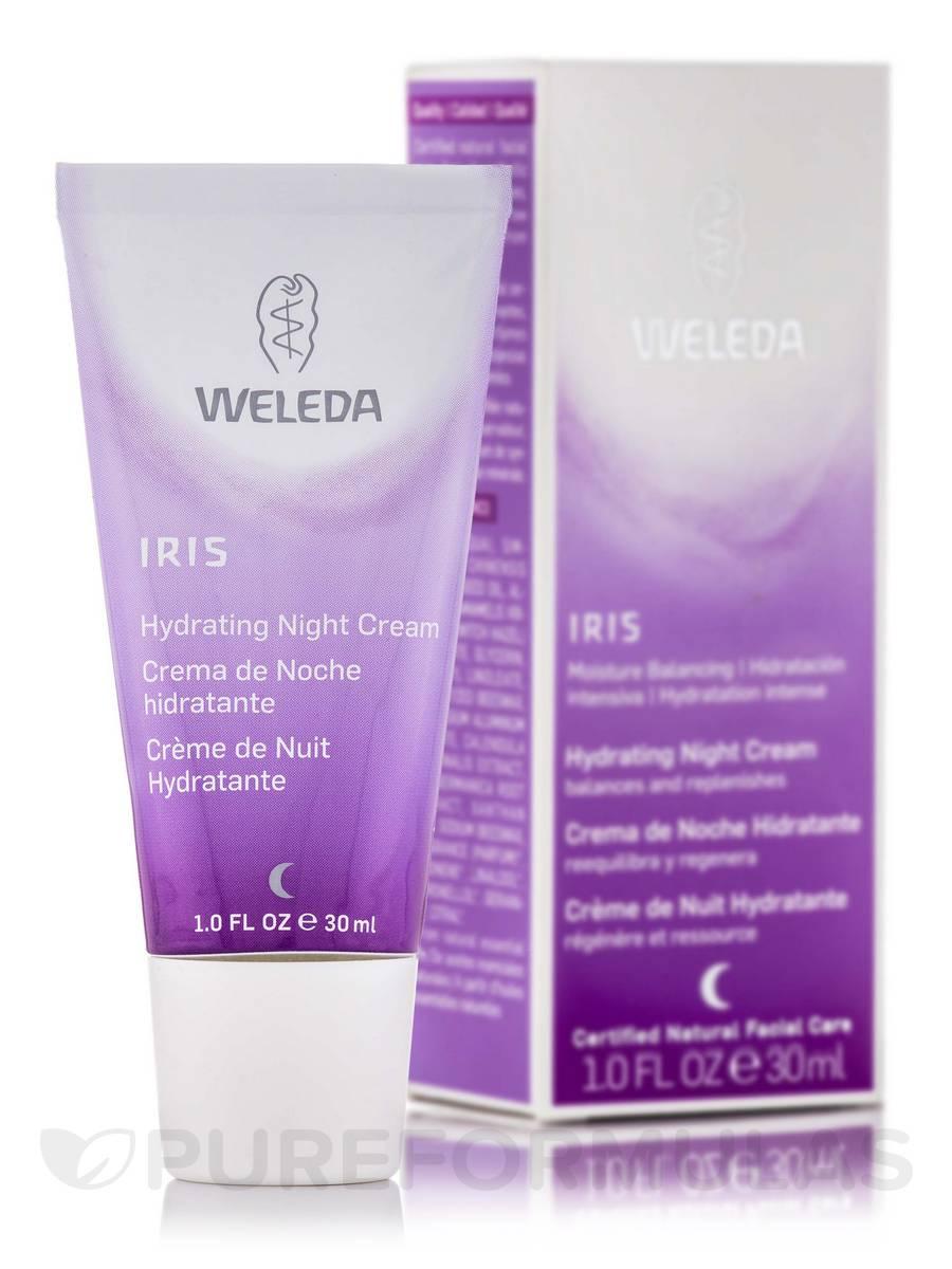 Iris Hydrating Night Cream - 1 fl. oz (30 ml)