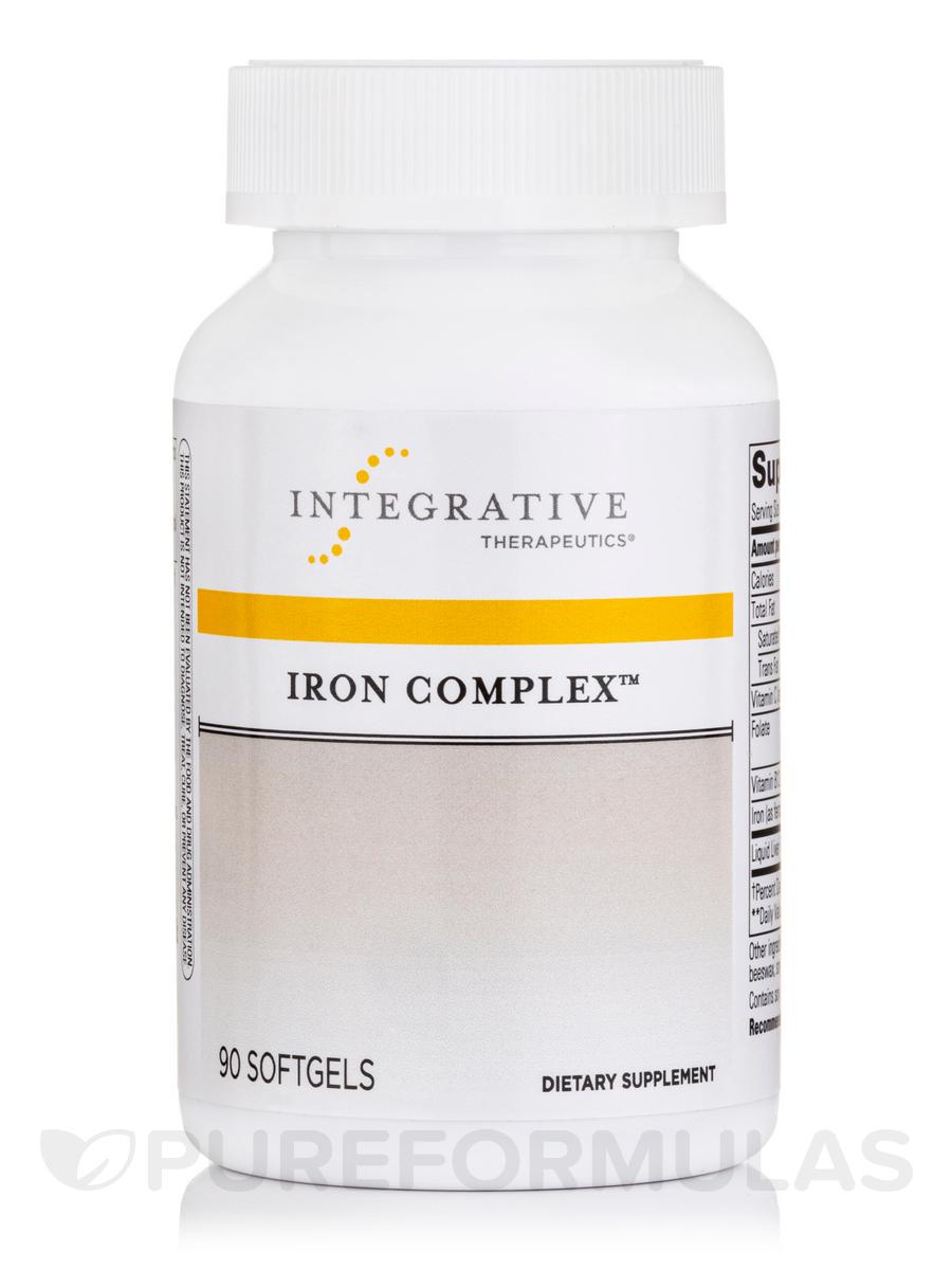 Iron Complex™ - 90 Softgels