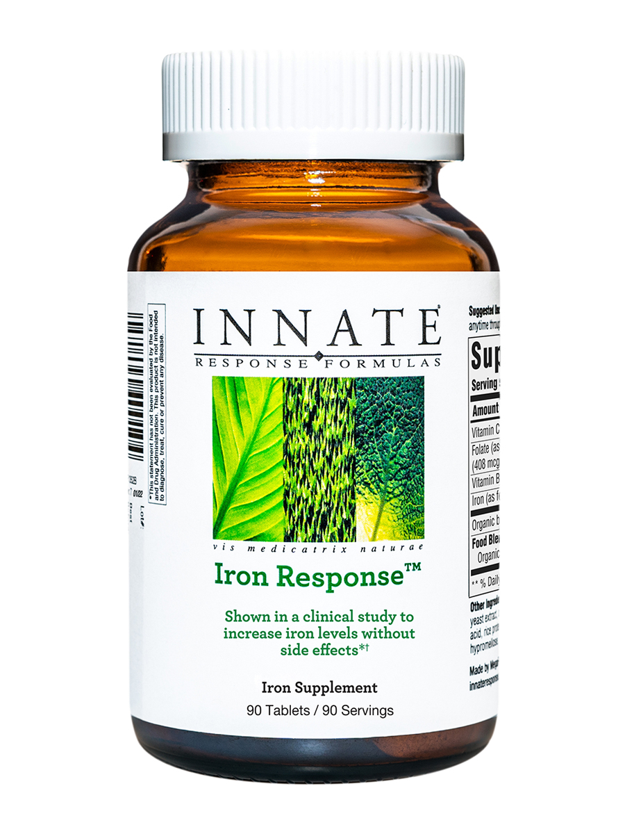 Iron Response™ - 90 Tablets
