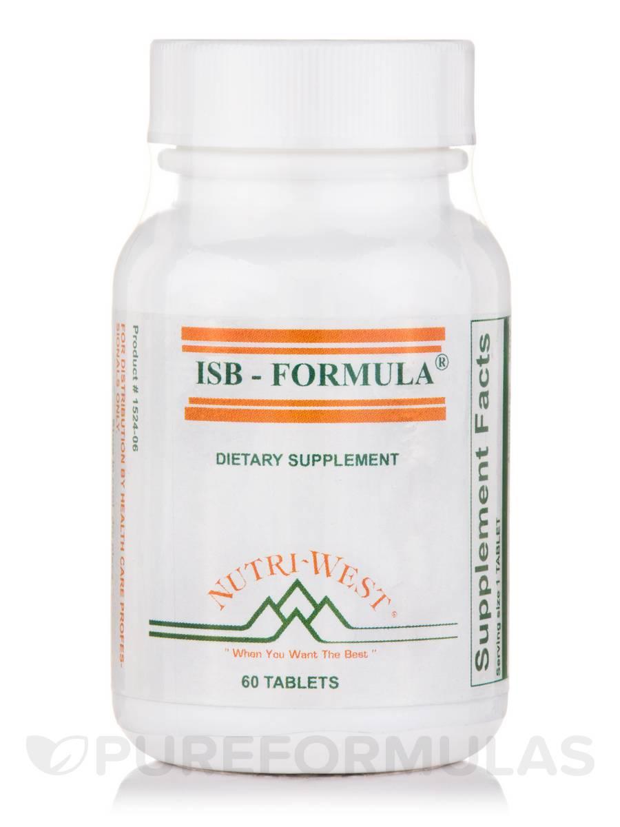 ISB - Formula® - 60 Tablets