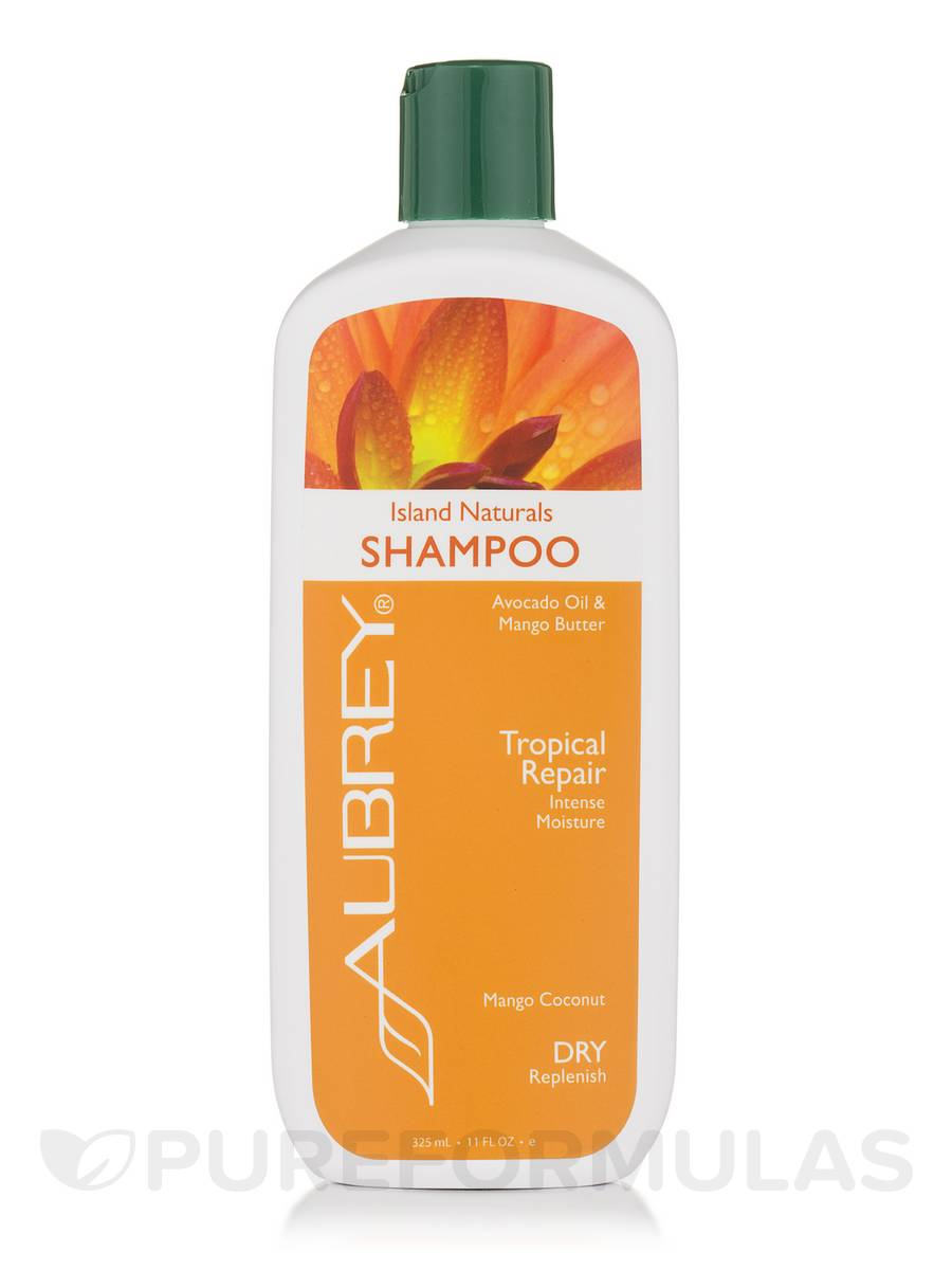 Island Naturals Shampoo - 11 fl. oz (325 ml)