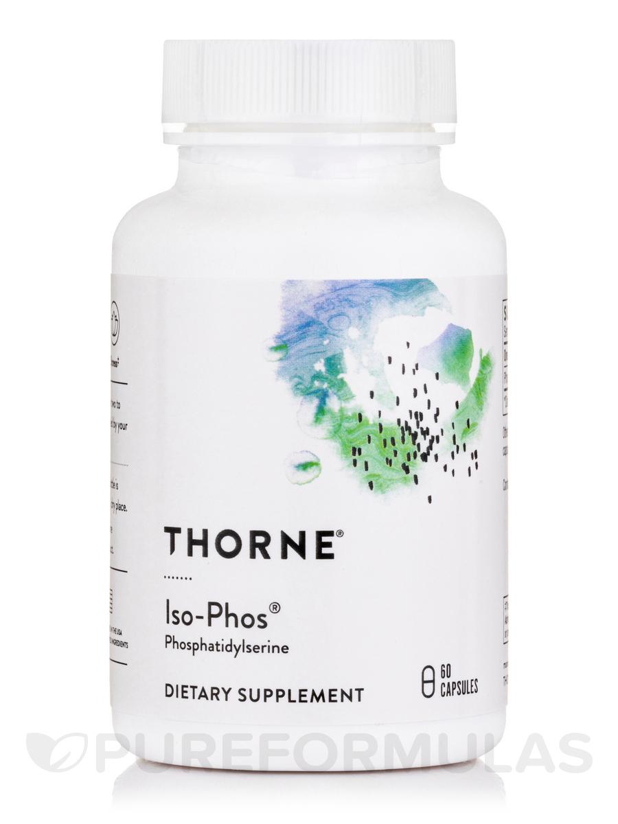 Iso-Phos® - 60 Vegetarian Capsules