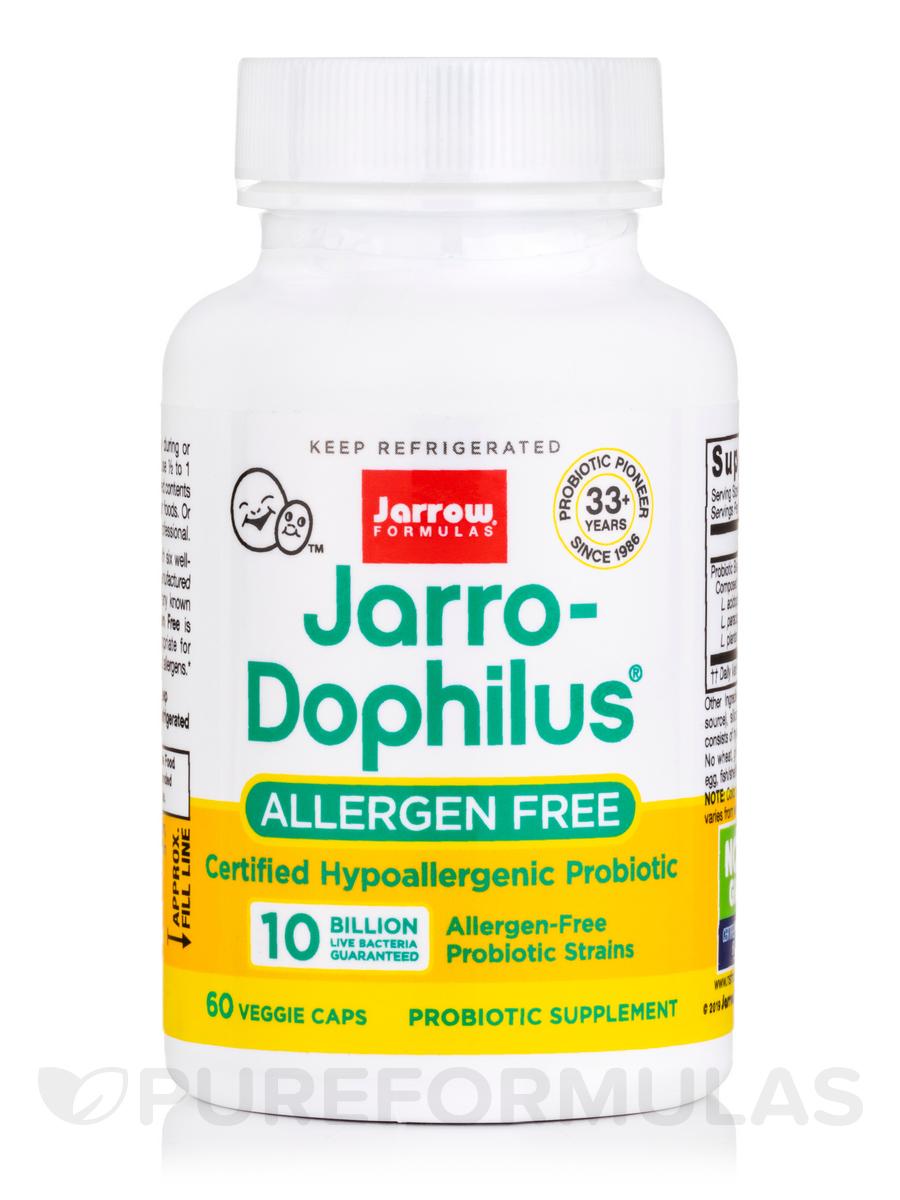 Jarro-Dophilus (Allergen-Free) - 60 Veggie Caps