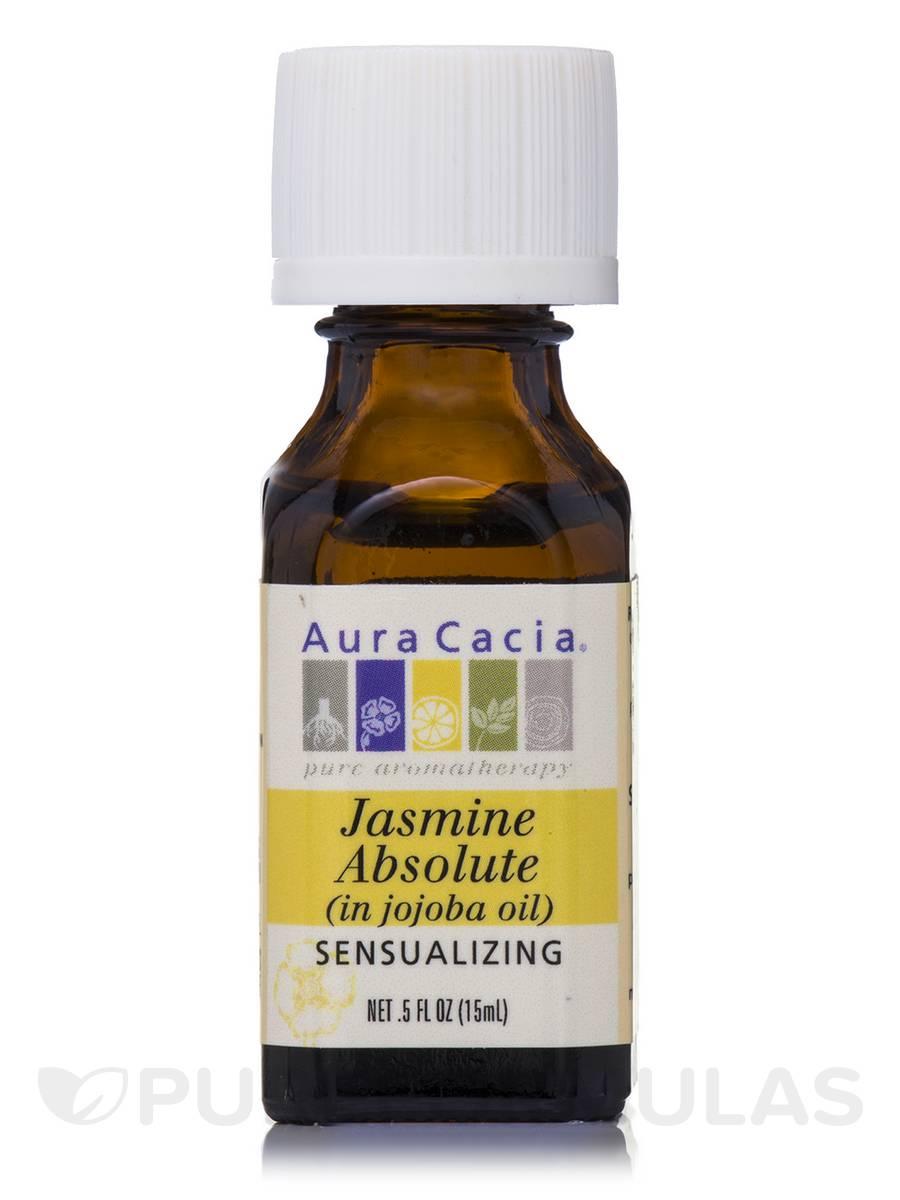 Jasmine Absolute (in Jojoba Oil) - 0.5 fl. oz (15 ml)