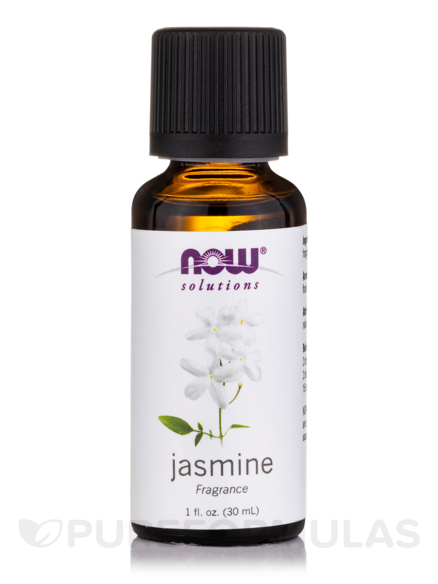 NOW® Solutions - Jasmine Oil Blend - 1 fl. oz (30 ml)