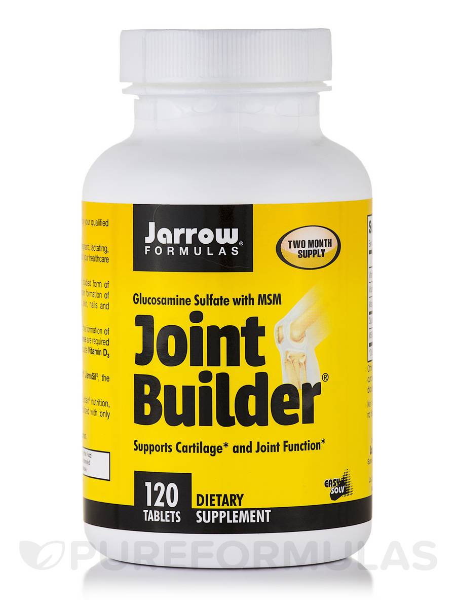 Joint Builder® - 120 Tablets