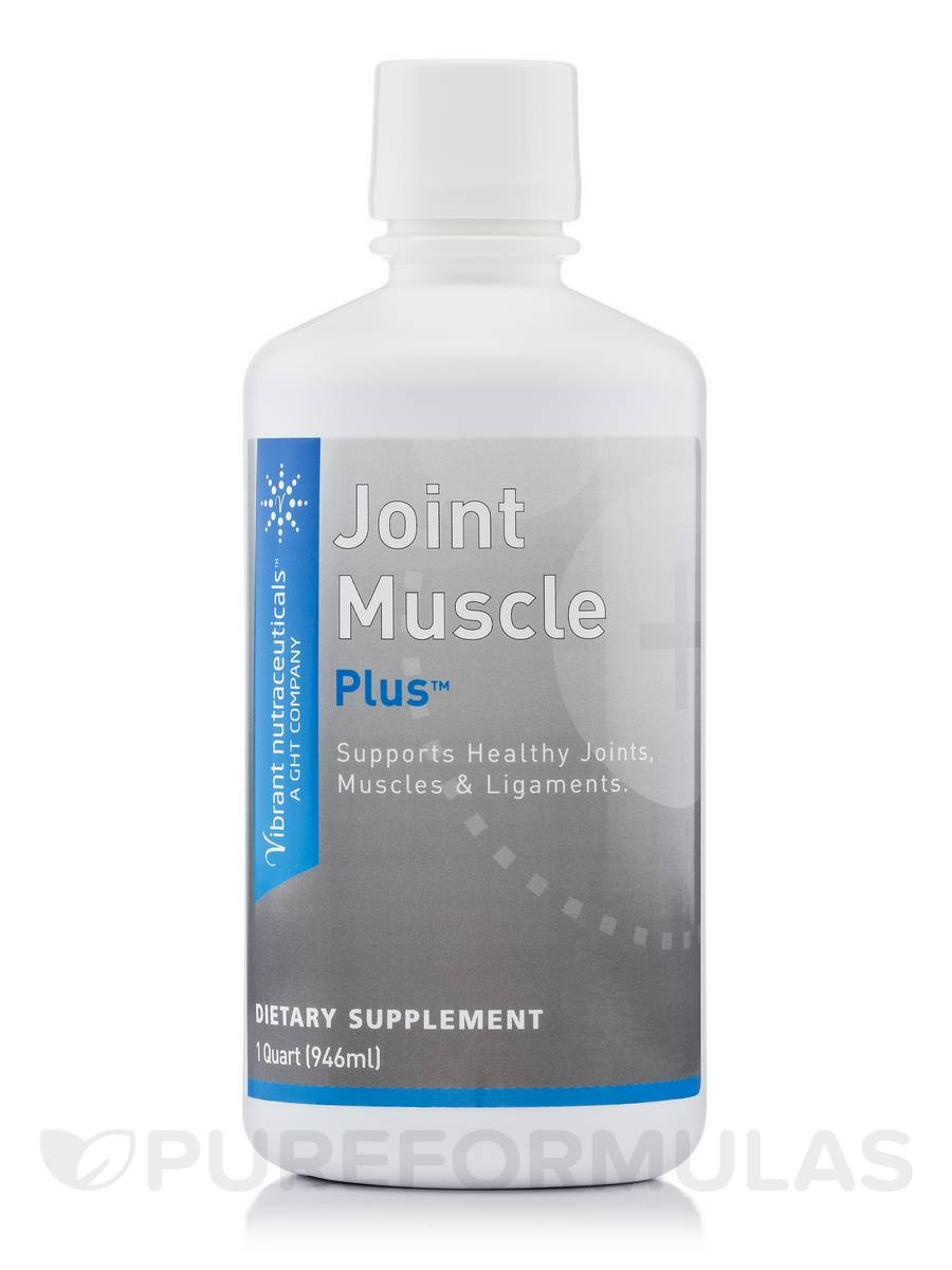 Joint Muscle Plus - 1 Quart (946 ml)