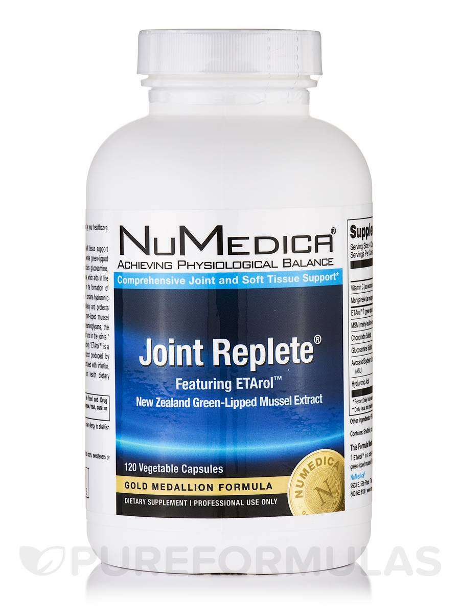 Joint Replete - 120 Vegetable Capsules