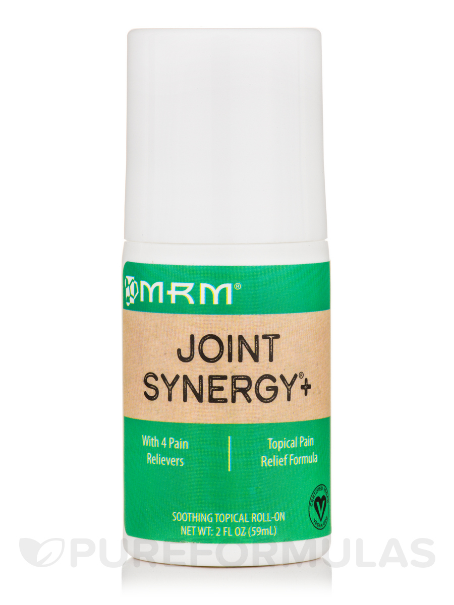 Joint Synergy™ + Topical Roll-On Immediate Pain Relief! - 2 oz