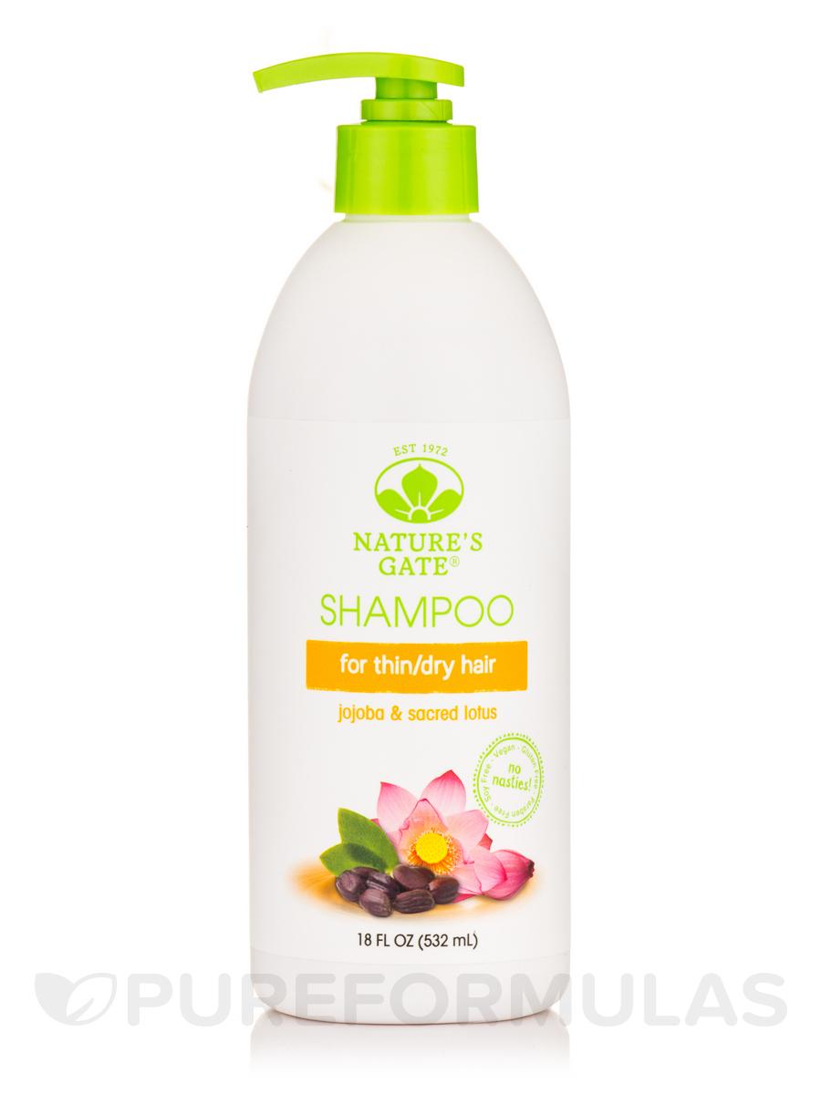 Jojoba + Sacred Lotus Revitalizing Shampoo - 18 fl. oz (532 ml)