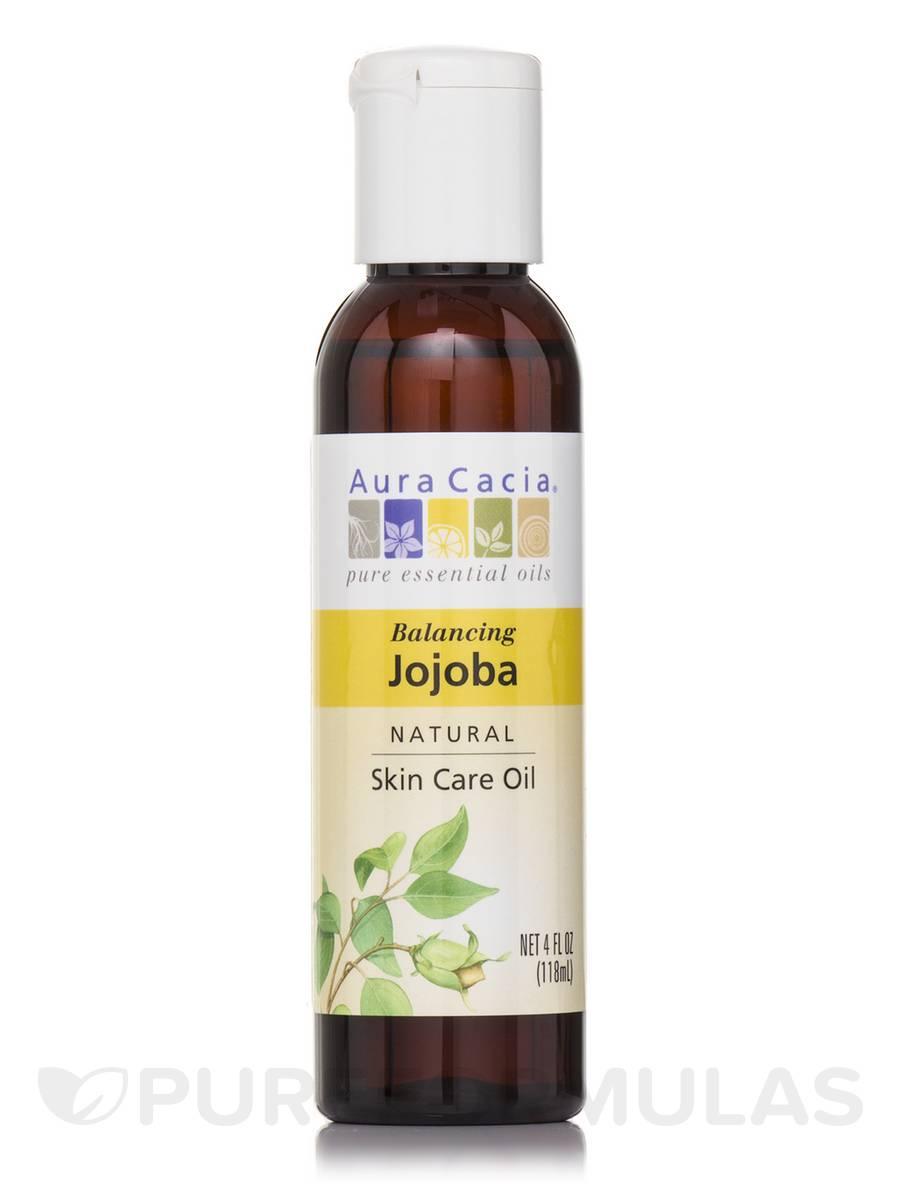 Jojoba Natural Skin Care Oil - 4 fl. oz (118 ml)