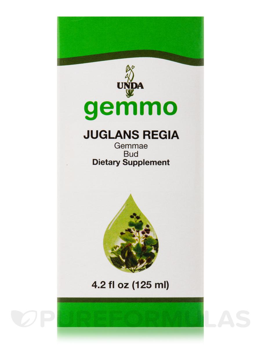 GEMMO - Juglans Regia (Gemmae Bud) - 4.2 fl. oz (125 ml)
