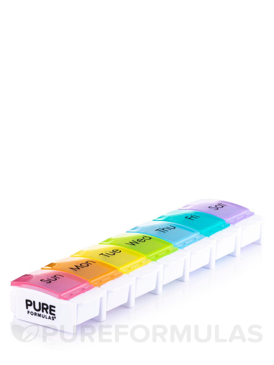 PureFormulas' 7-Day Pill Organizer