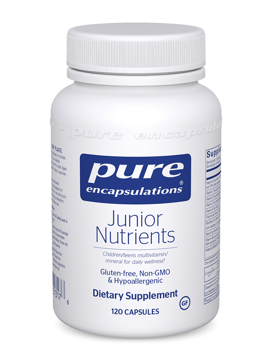 Junior Nutrients - 120 Capsules