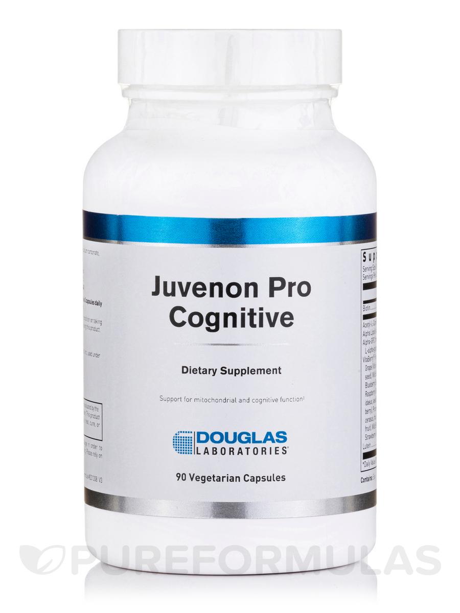 Juvenon Pro Cognitive - 90 Vegetarian Capsules