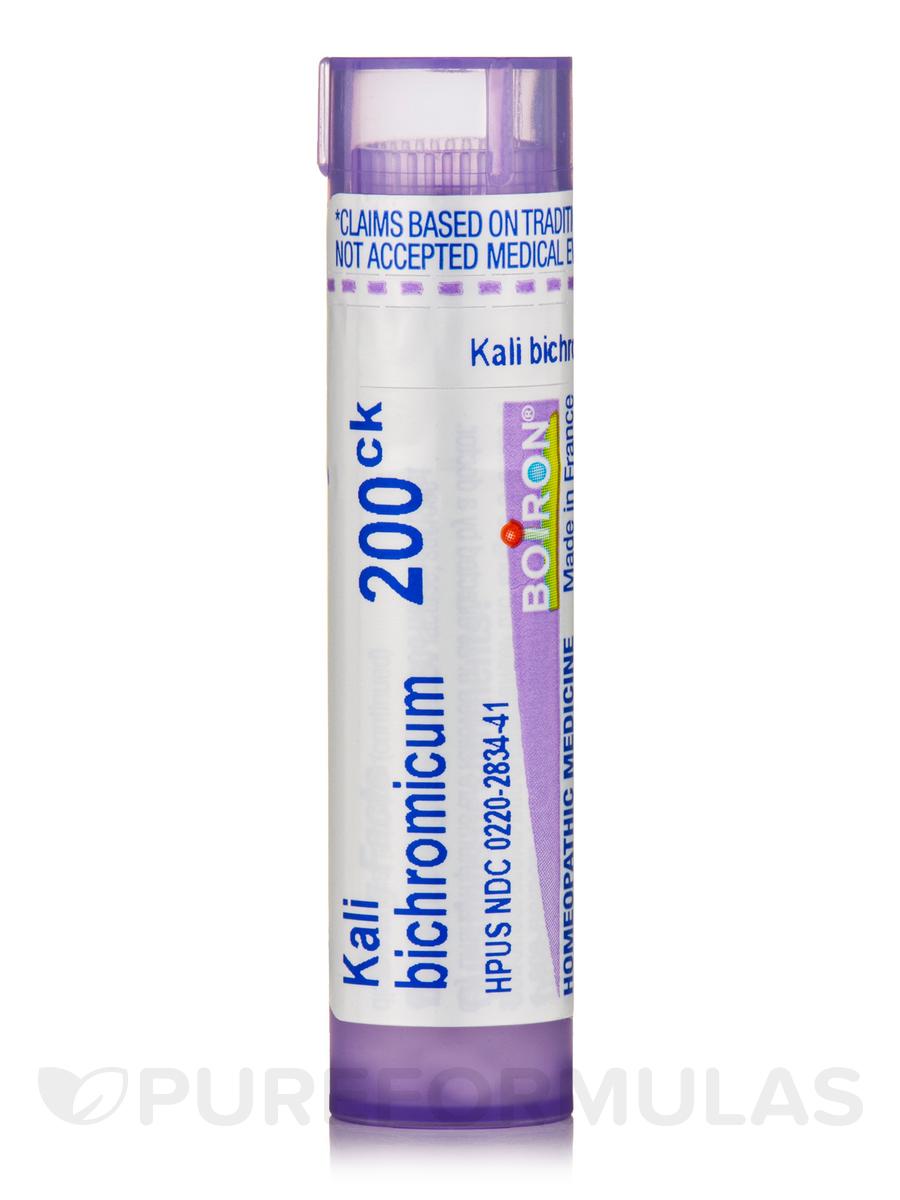 Kali Bichromicum 200ck