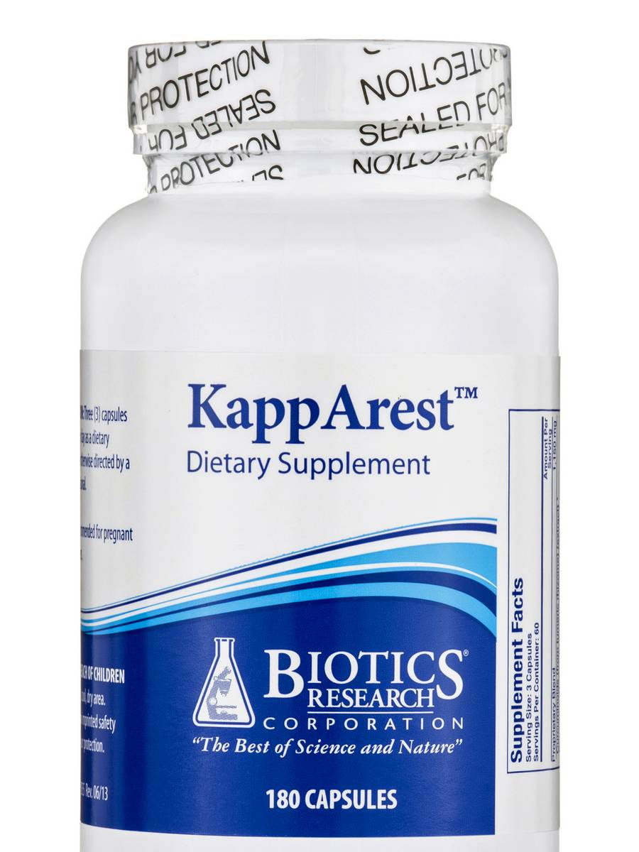 KappArest - 180 Capsules