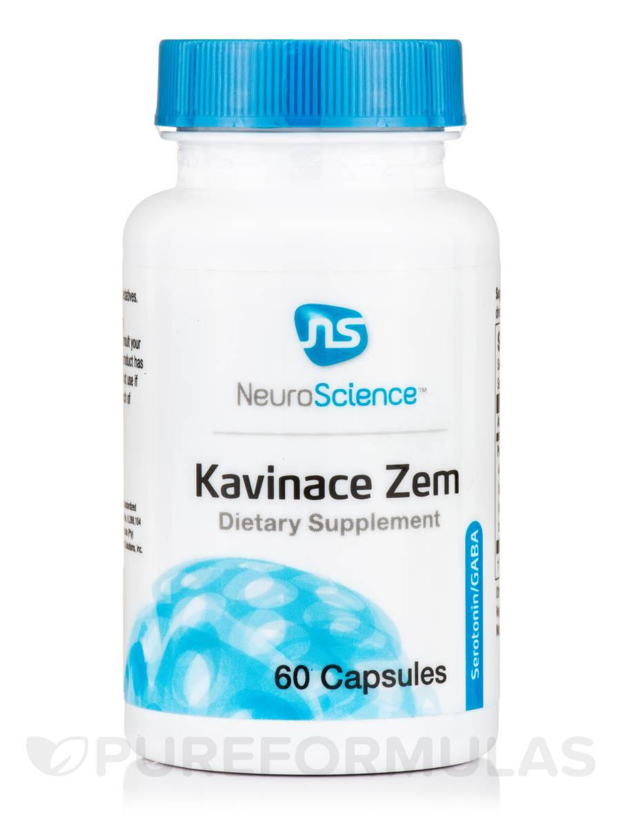 Kavinace Zem - 60 Capsules