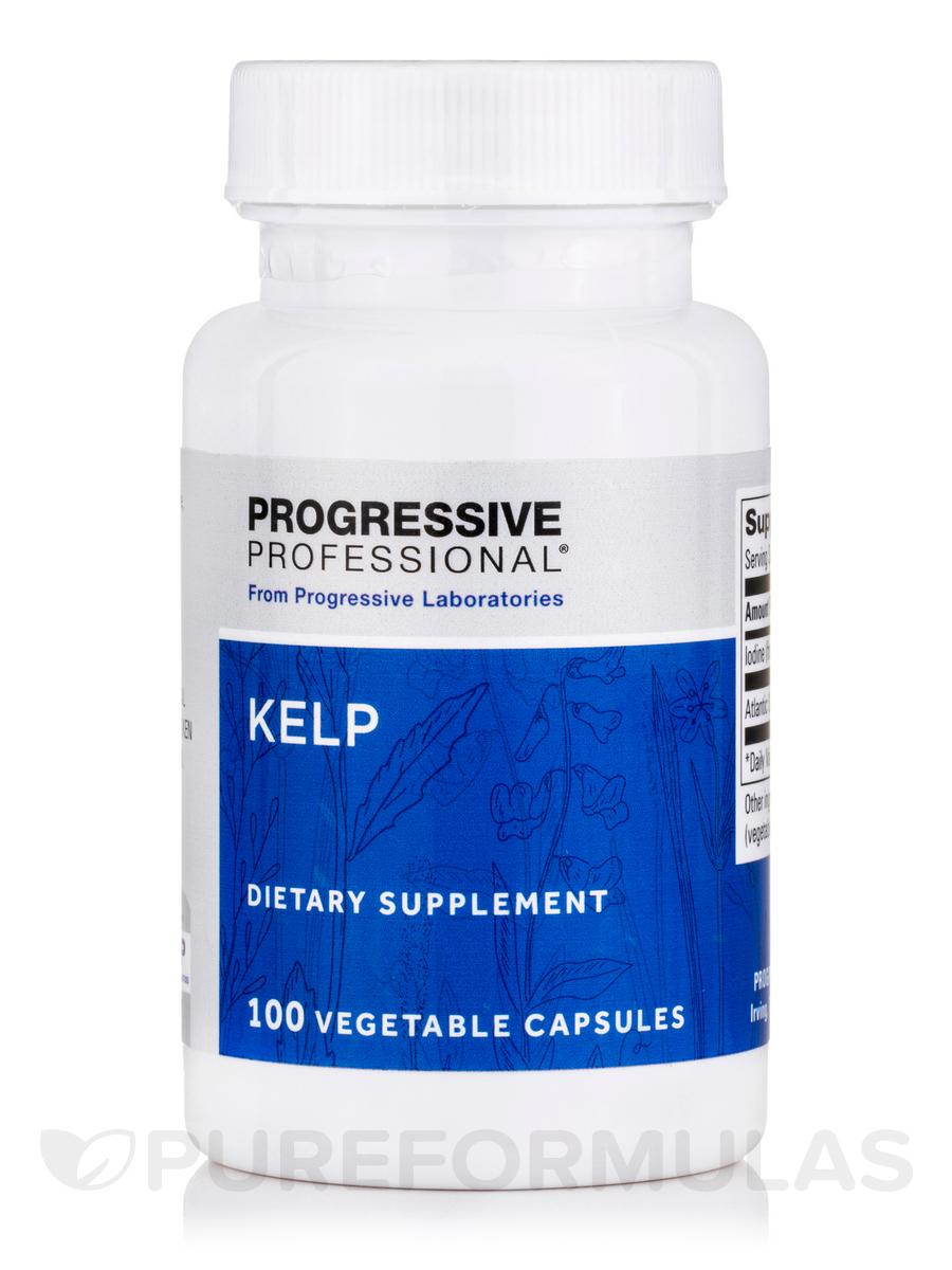 Kelp - 100 Vegetable Capsules