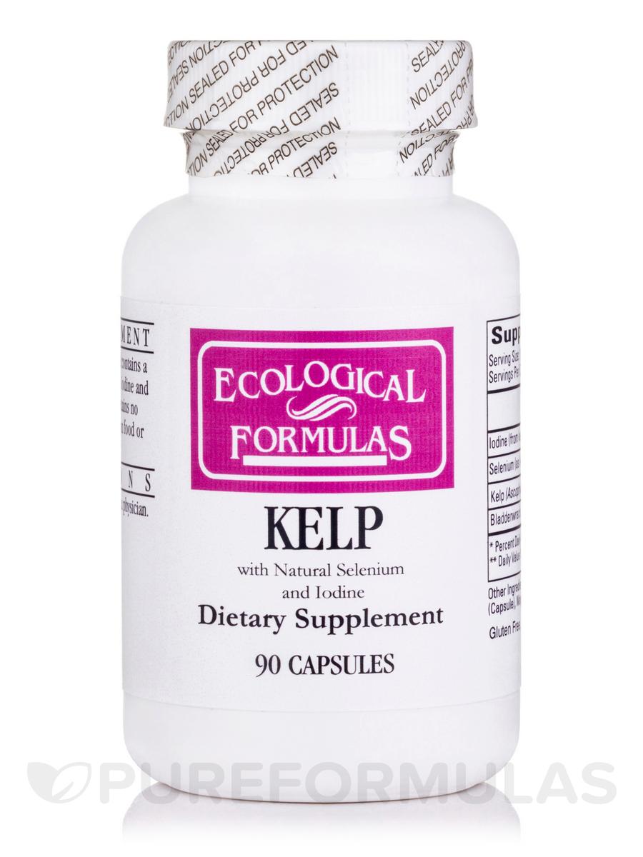 Kelp - 90 Capsules