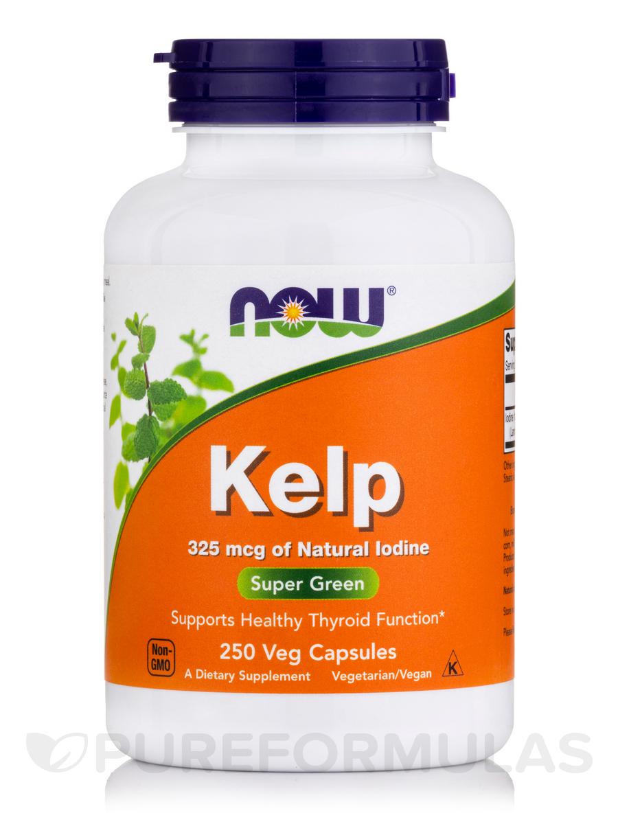 Kelp 325 mcg - 250 Veg Capsules