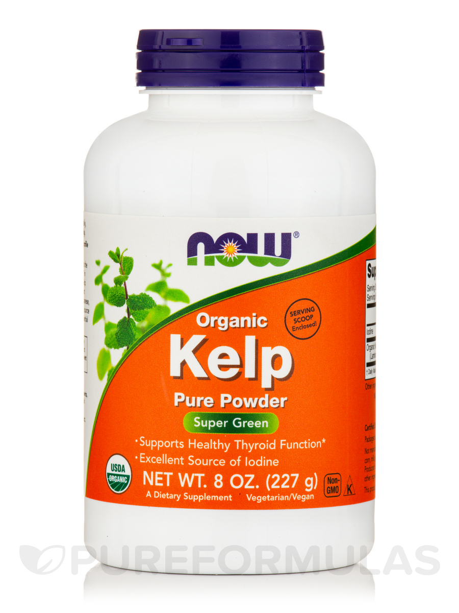 Kelp Powder - 8 oz (227 Grams)