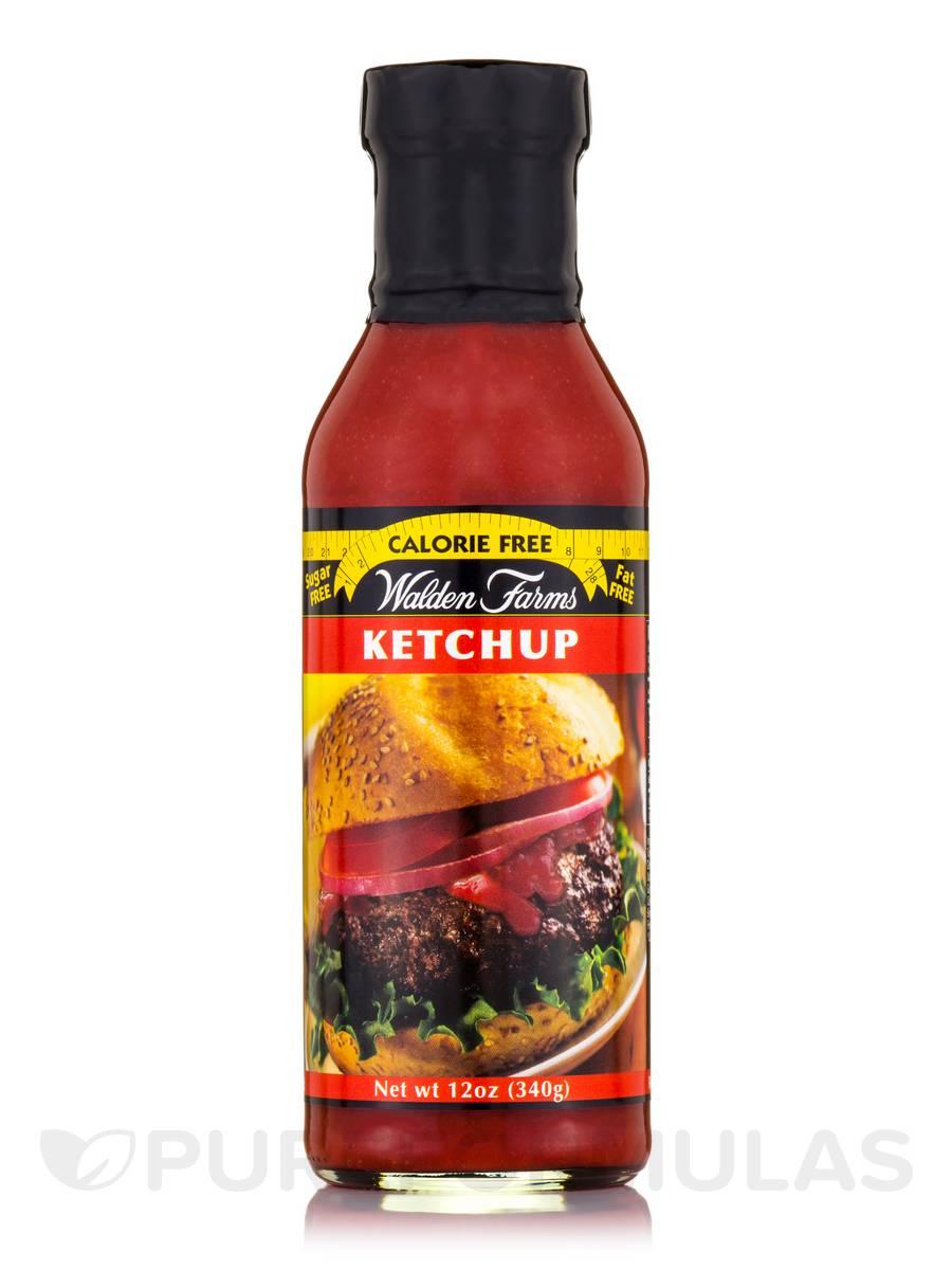 Calorie-Free Ketchup Jar - 12 oz (340 Grams)