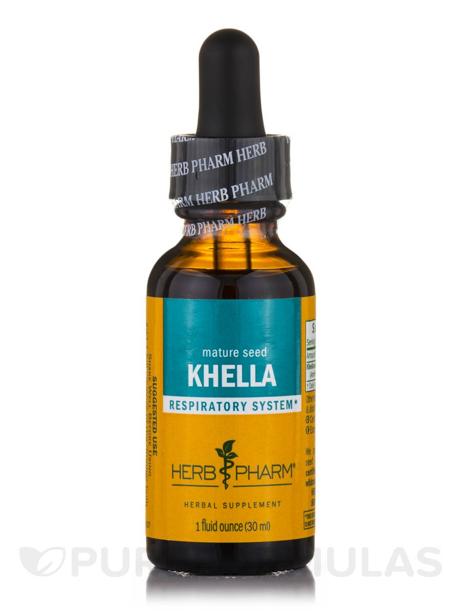 Khella - 1 fl. oz (30 ml)