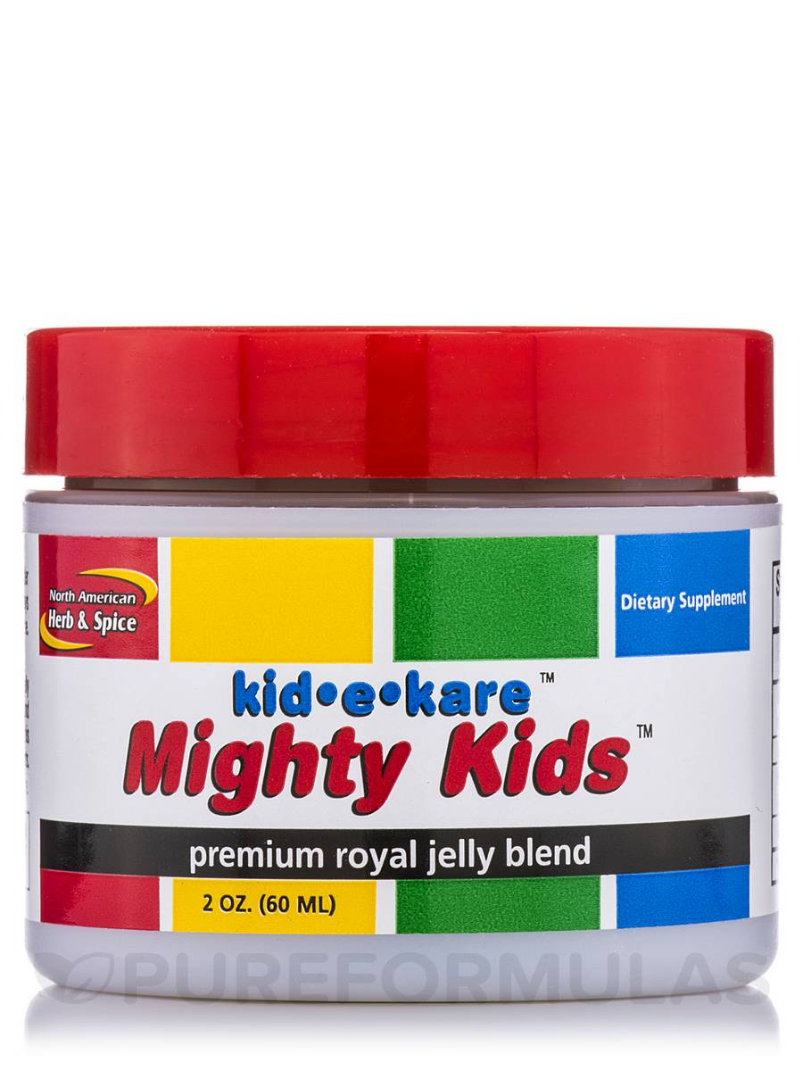 Kid-e-kare Mighty Kids - 2 oz (60 ml)