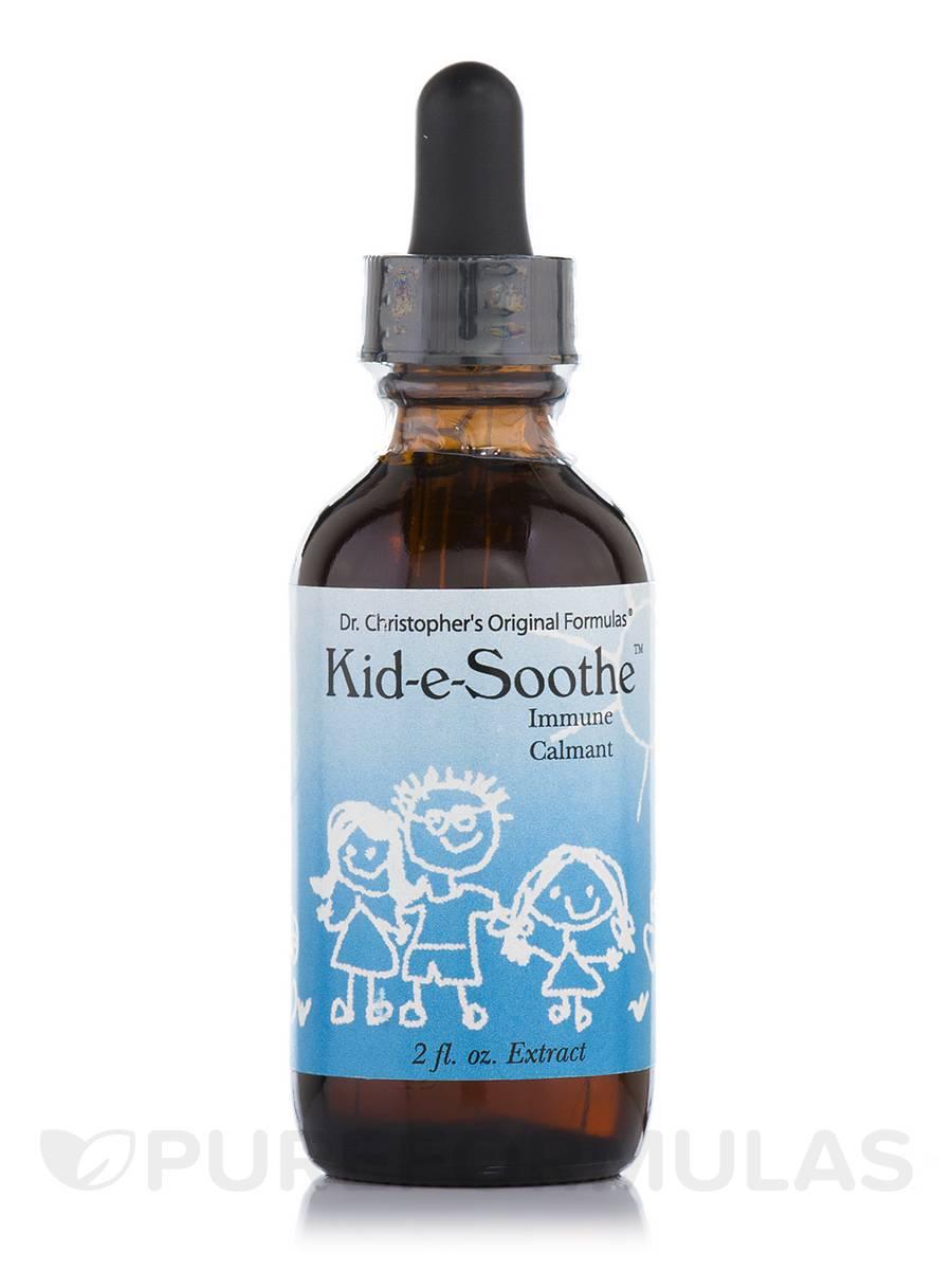 Kid-e-Soothe(Immune Calmant) - 2 fl. oz