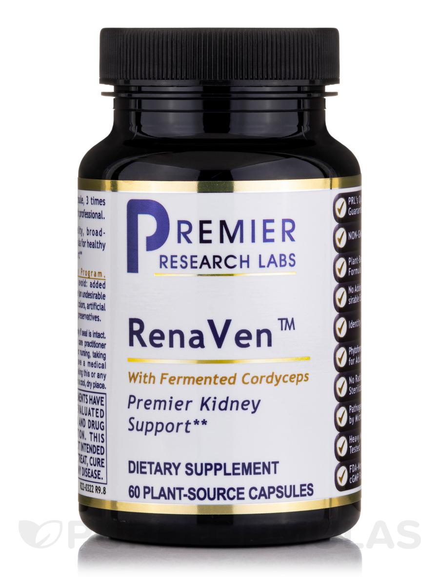 RenaVen™ - 60 Vegetarian Capsules