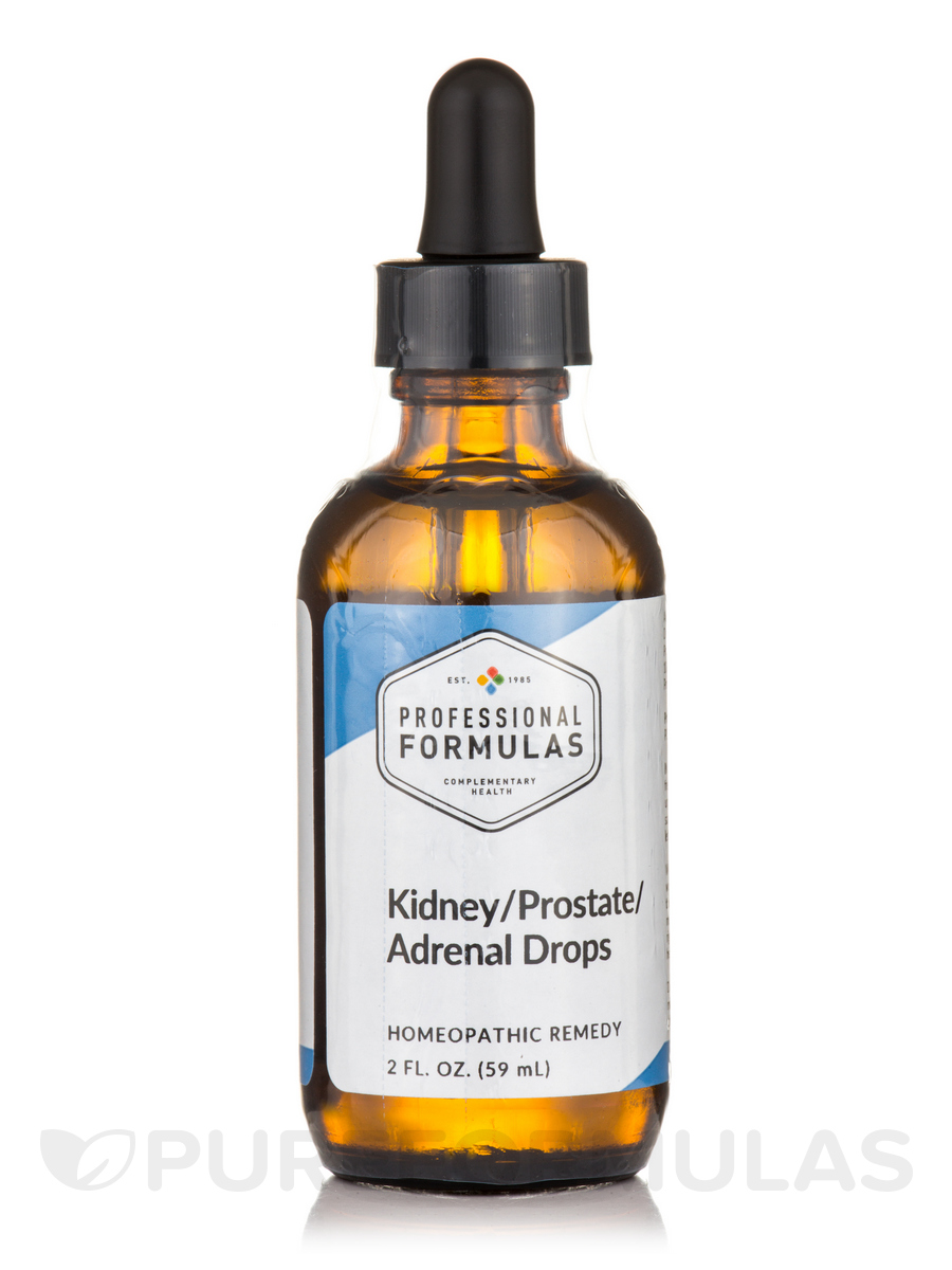 Kidney/Prostate/Adrenal Drops - 2 fl. oz (59 ml)