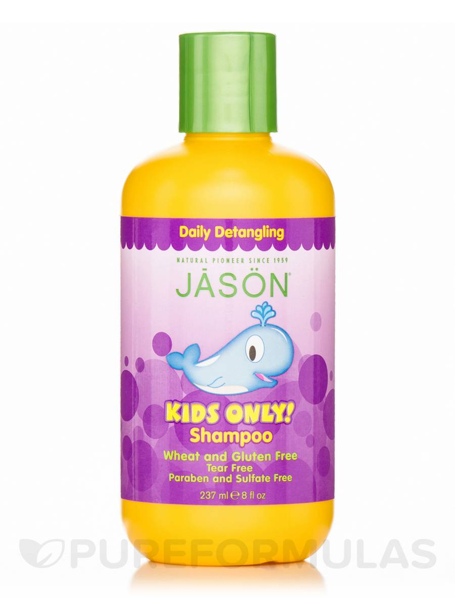 Kid's Daily Detangling Shampoo - 8 fl. oz (237 ml)