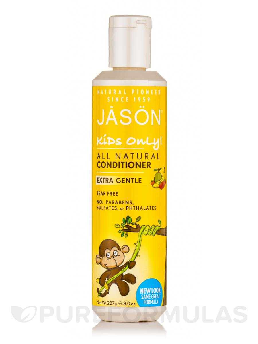 Kid's Extra Gentle Conditioner - 8 oz (227 Grams)
