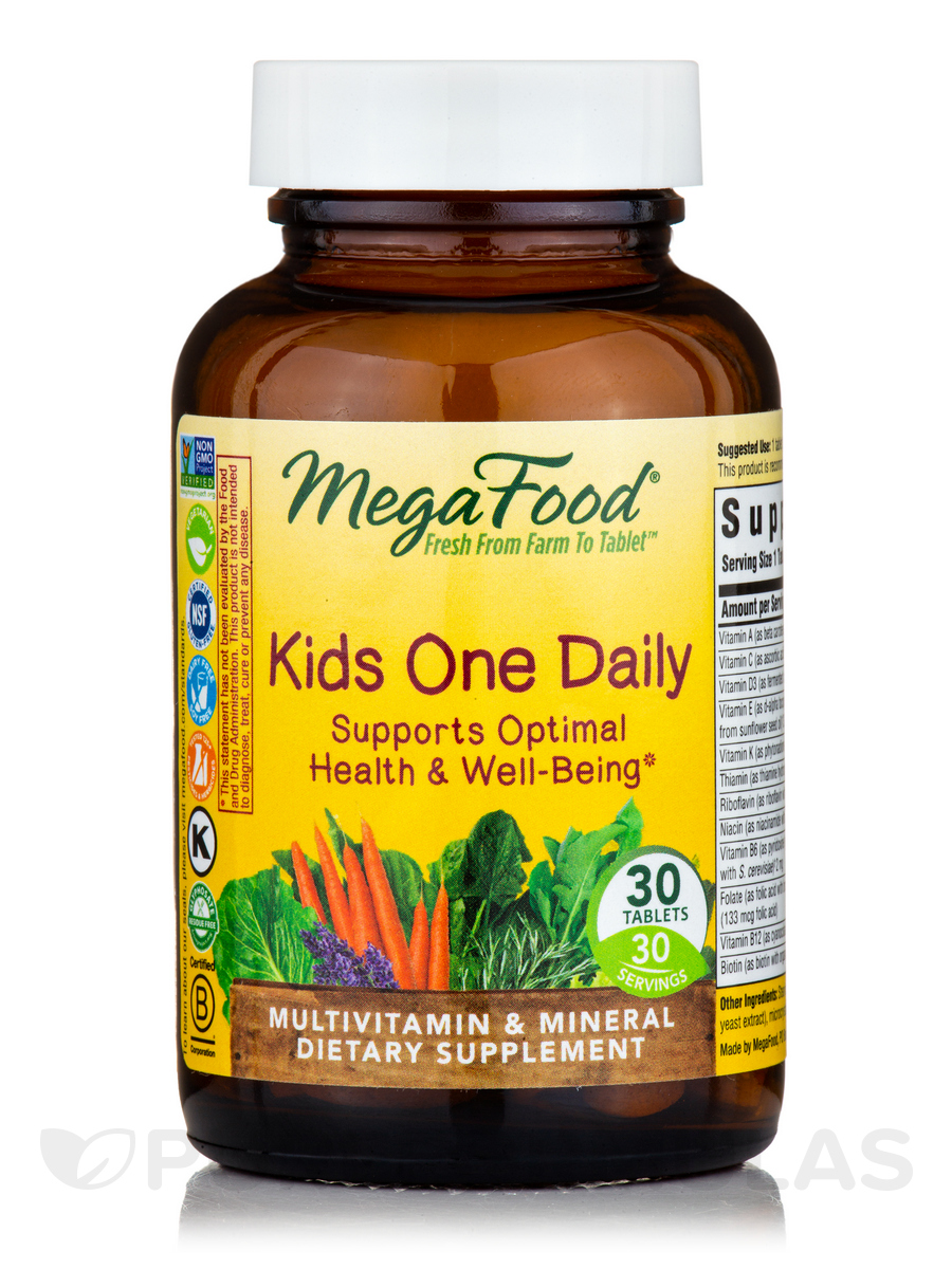 Kid's One Daily - 30 Tablets