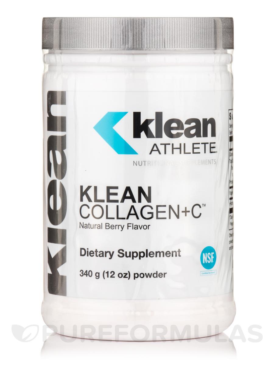 Klean Collagen + C™ - 12 oz (340 Grams)