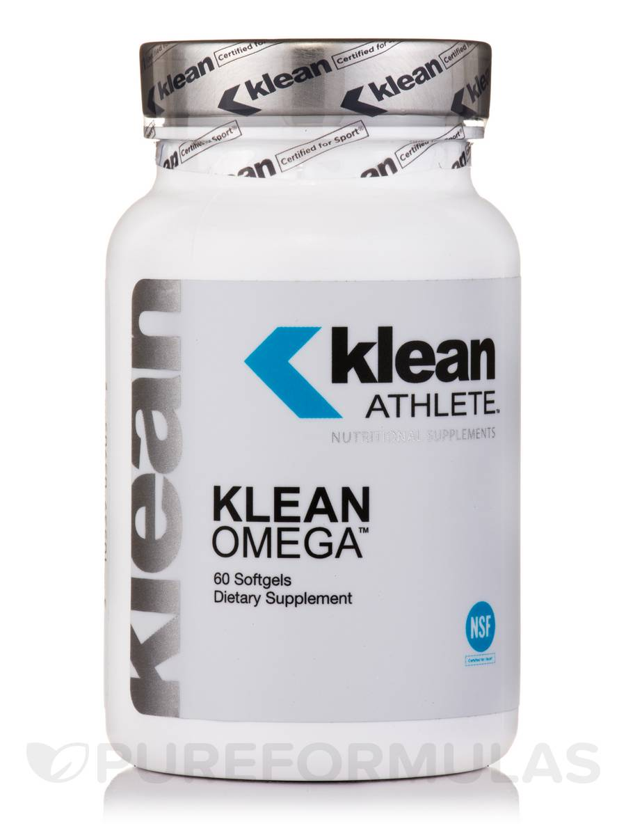 Klean Omega - 60 Softgels