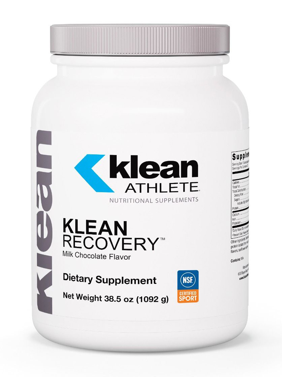 Klean Recovery™ Milk Chocolate Flavor - 38.5 oz (1092 Grams)